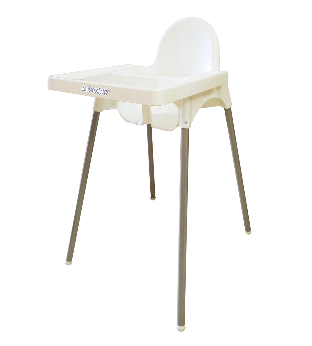 kindersafety combinaison chaise haute de b b kp0009 comme ikea ebay. Black Bedroom Furniture Sets. Home Design Ideas