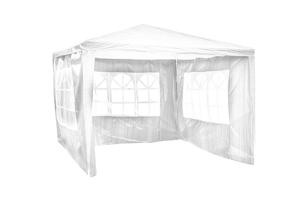 gartenpavillon pavillon ca0019 3 farben gartenzelt wasserdicht ebay. Black Bedroom Furniture Sets. Home Design Ideas