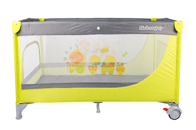 kinderplay lit de voyage pliant b b matelas moustiquaire. Black Bedroom Furniture Sets. Home Design Ideas