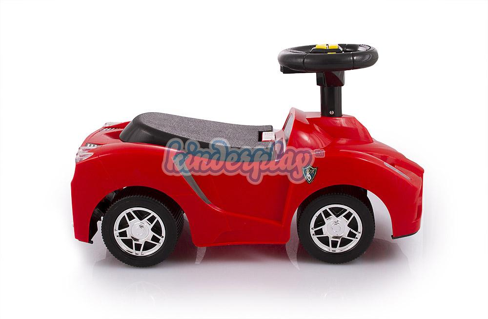 trotteur petite voiture pousseur enfant garcon fille cadeau rouge kp0508r ebay. Black Bedroom Furniture Sets. Home Design Ideas