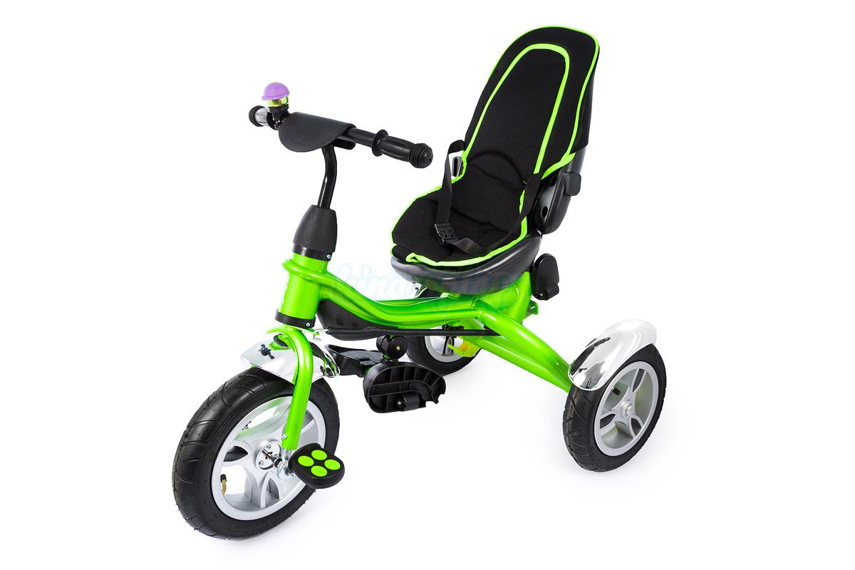 dreirad kinderdreirad fahrrad baby kleinkinder kp0564 gr n. Black Bedroom Furniture Sets. Home Design Ideas