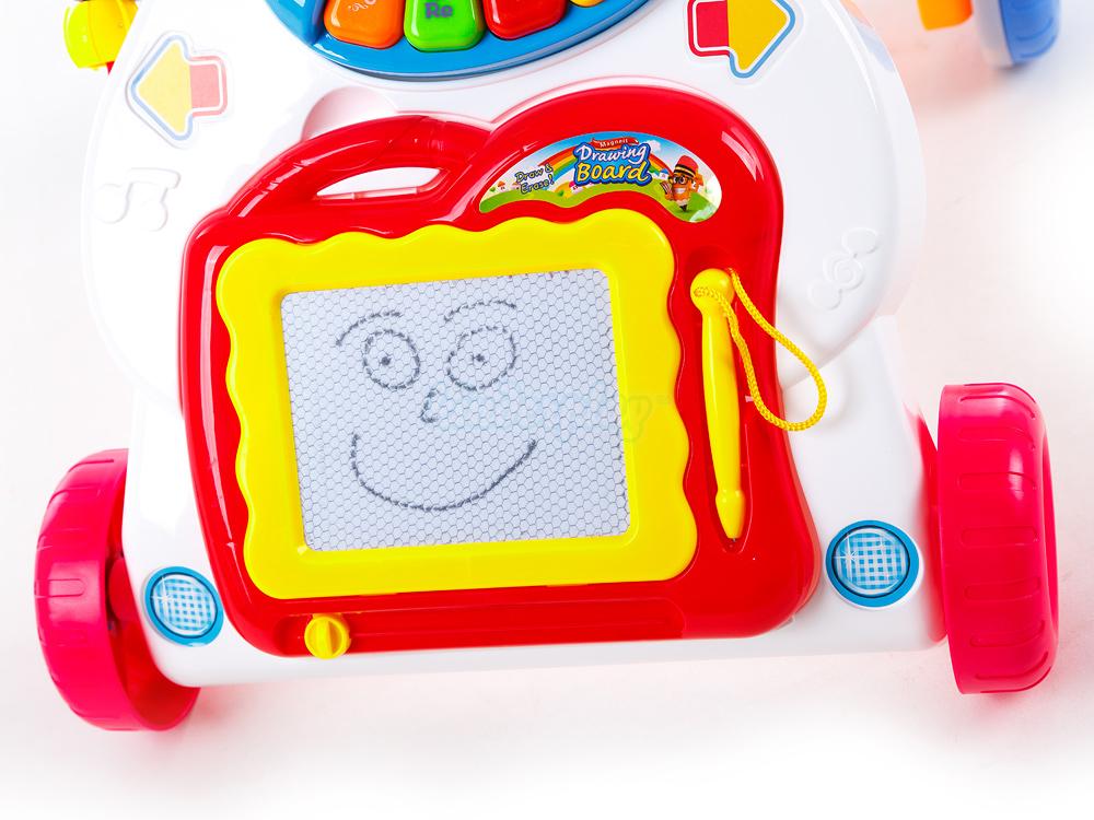 laufwagen mit musik kp1047 laufen lernen lauflernhilfe baby laufhilfe baby ebay. Black Bedroom Furniture Sets. Home Design Ideas
